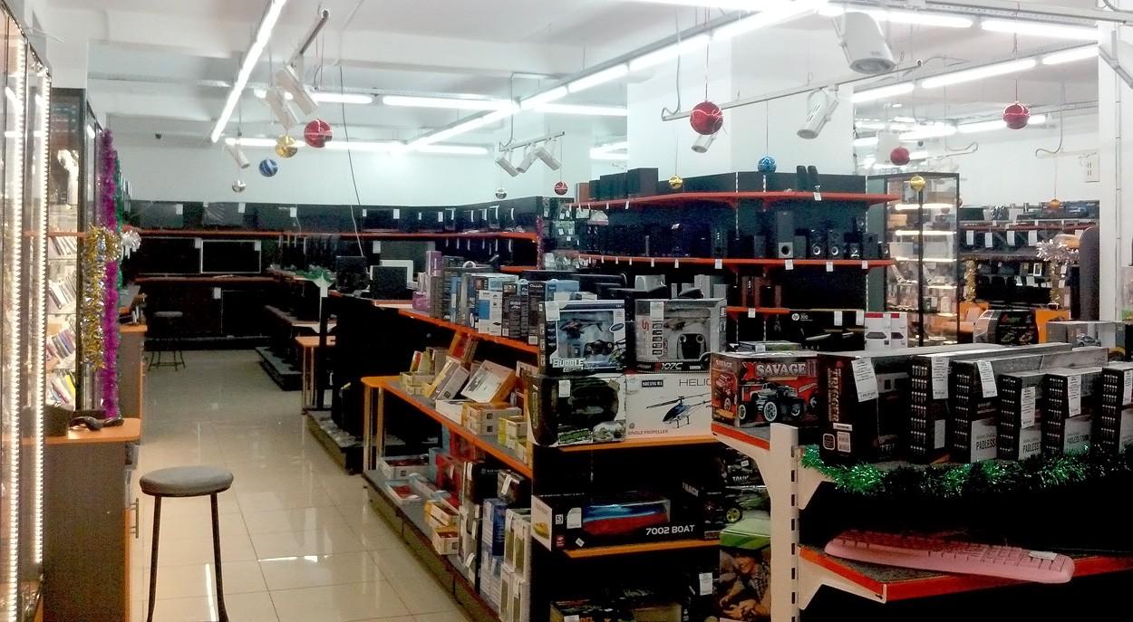 Объект: магазин Матрица, г. Волжск