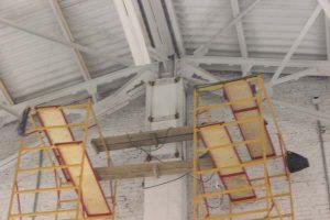 Усиление несущих конструкций зданий