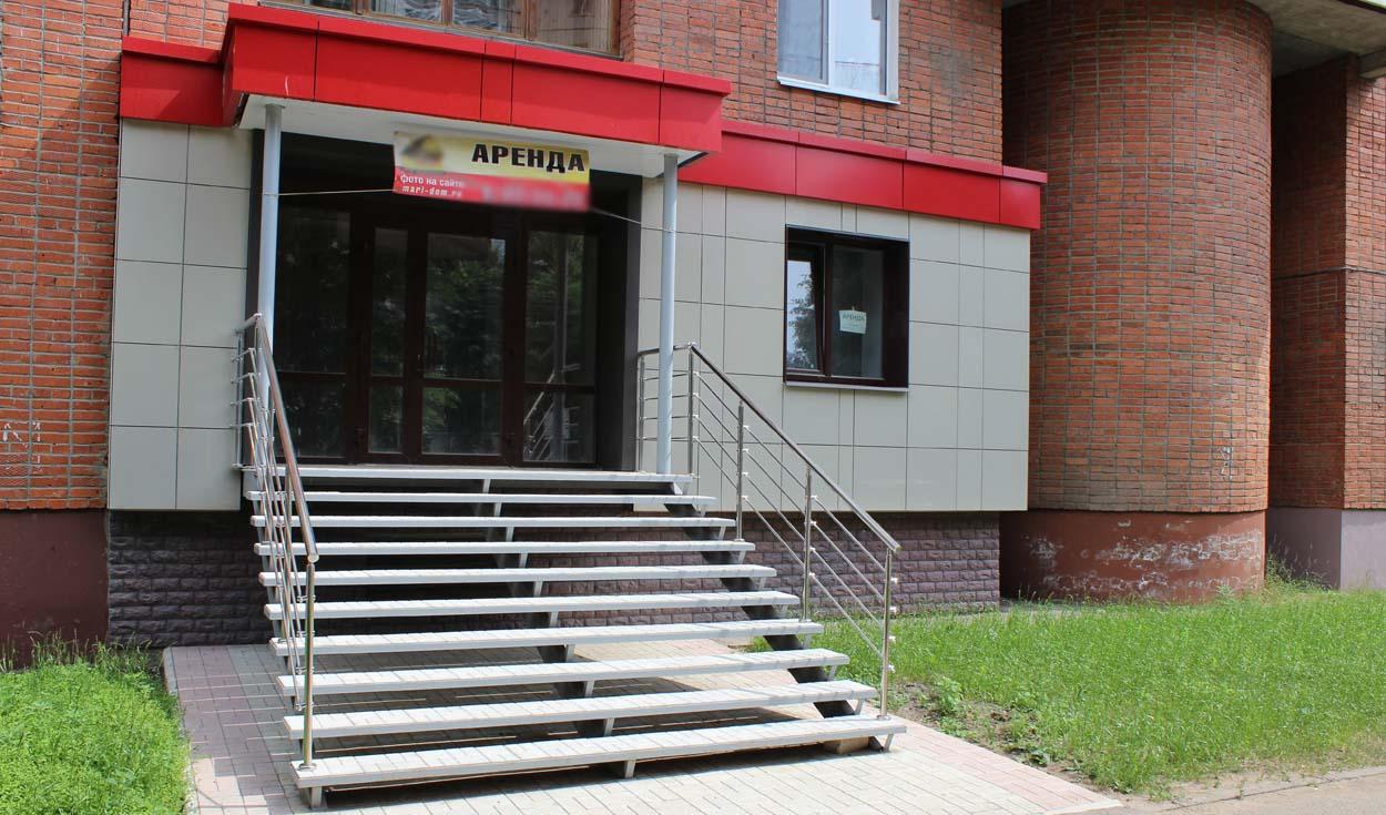 Реконструкция нежилого помещения по ул. Первомайская 101 (2014г)