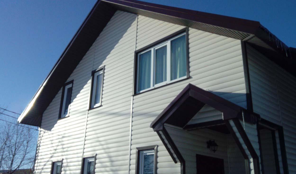 Строительство дома из СИП панелей (респ. Чувашия)
